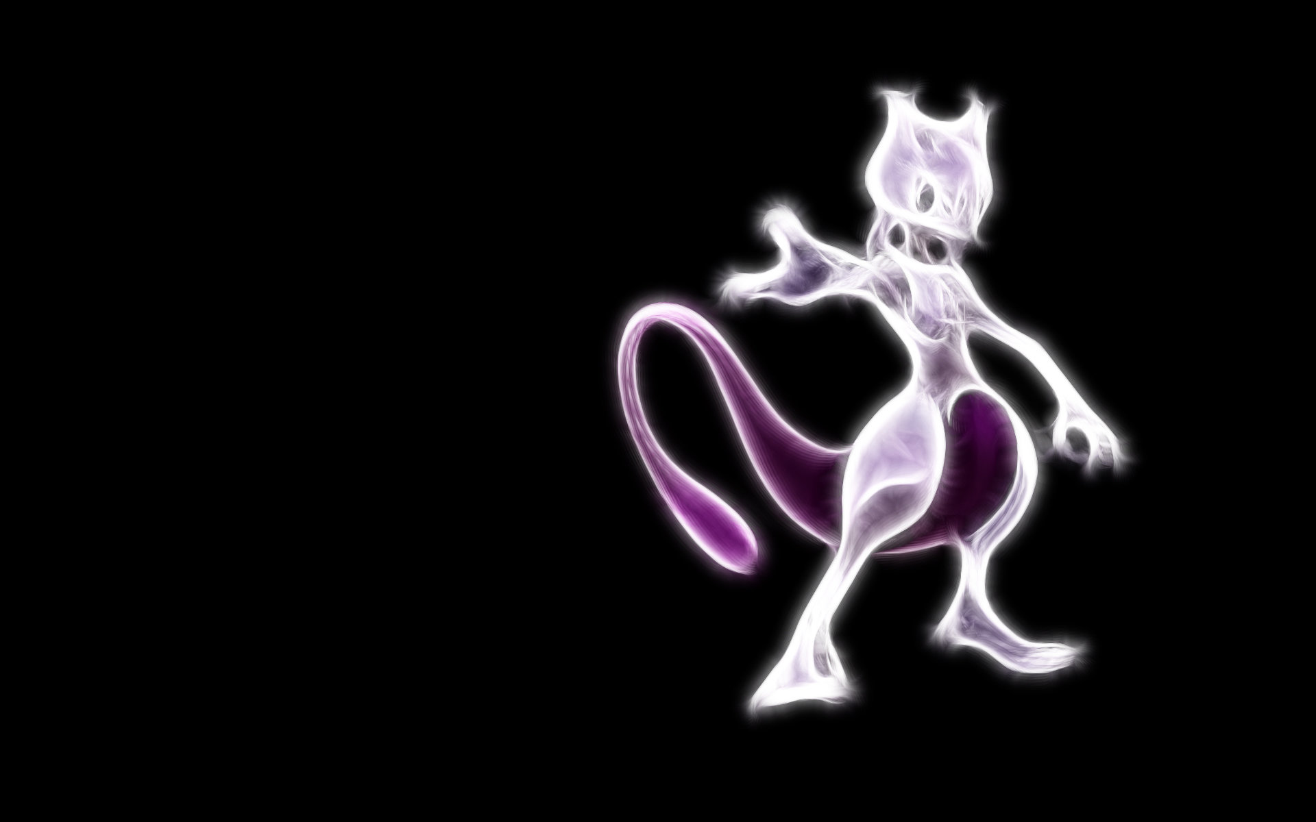 High resolution Mewtwo (Pokemon) hd 1920x1200 wallpaper ID:280090 for computer
