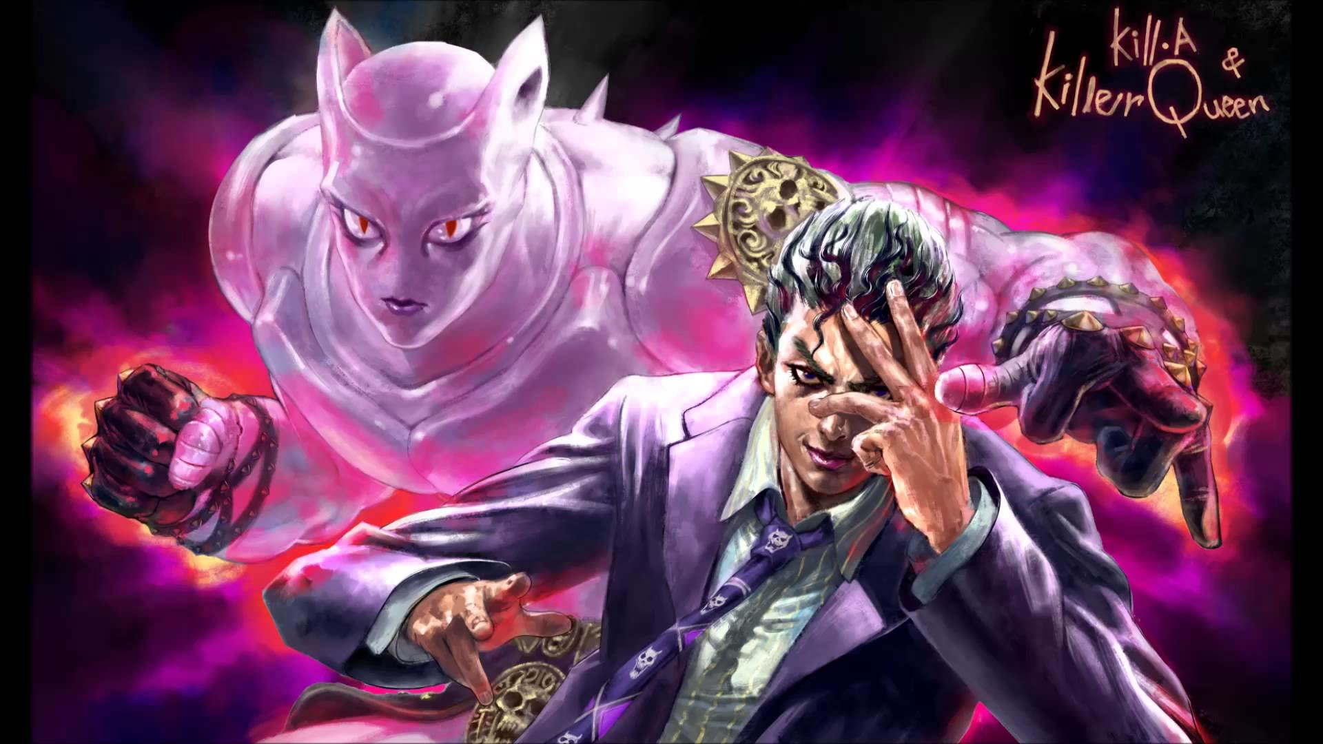 Download hd 1080p Yoshikage Kira desktop wallpaper ID:296843 for free
