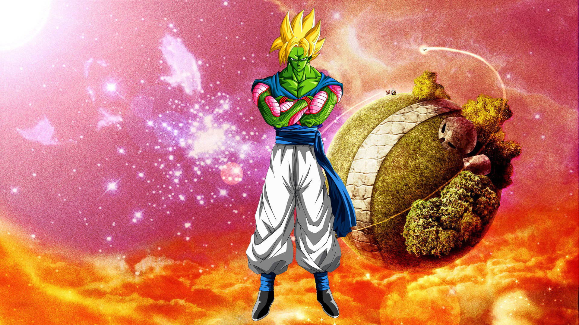 Awesome Dragon Ball Super free background ID:242623 for full hd PC