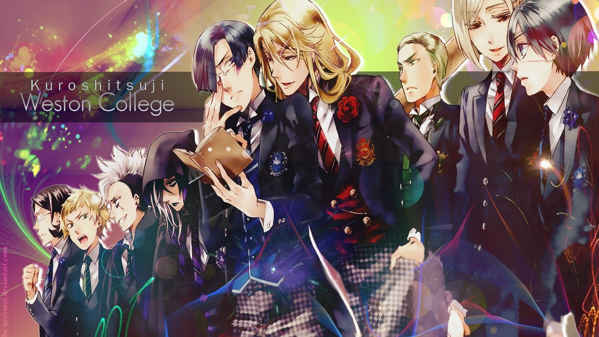Free Black Butler high quality wallpaper ID:446557 for full hd computer