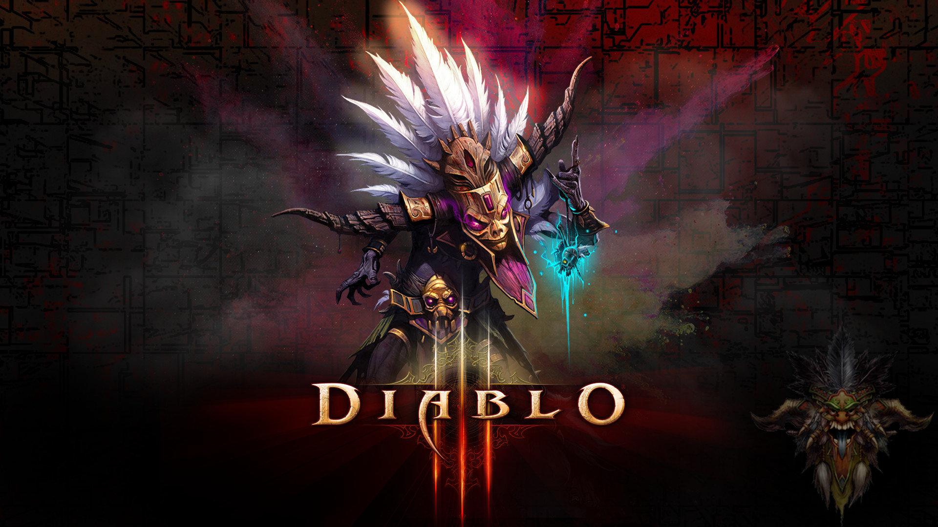 Diablo III  № 1896340 бесплатно
