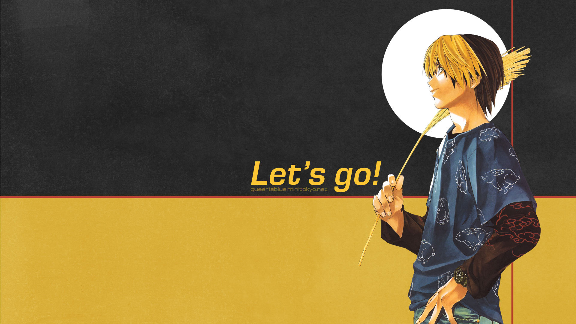 Download hd 1080p Hikaru No Go computer wallpaper ID:333776 for free