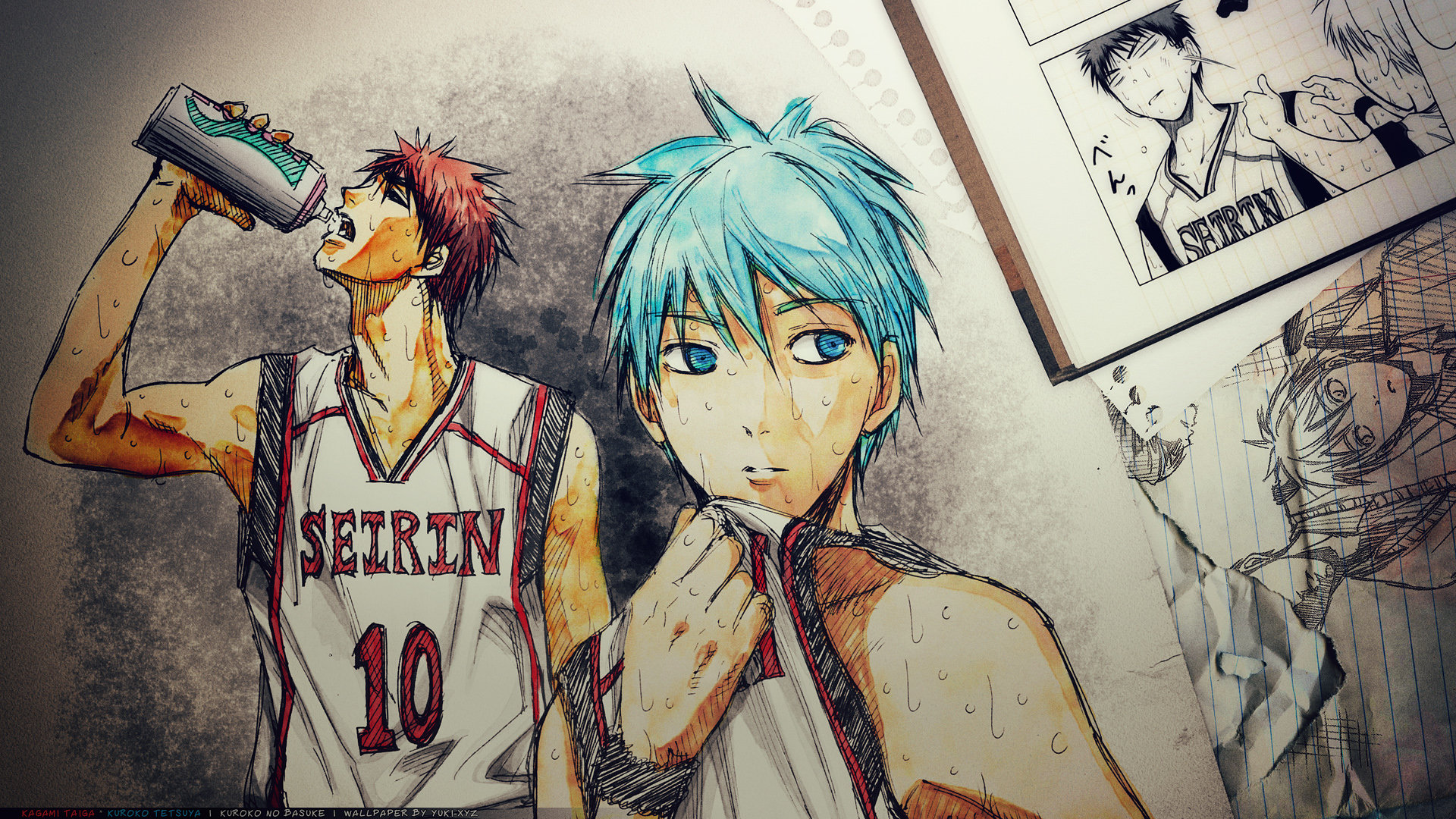 High resolution Kuroko's Basketball hd 1920x1080 background ID:318848 for desktop
