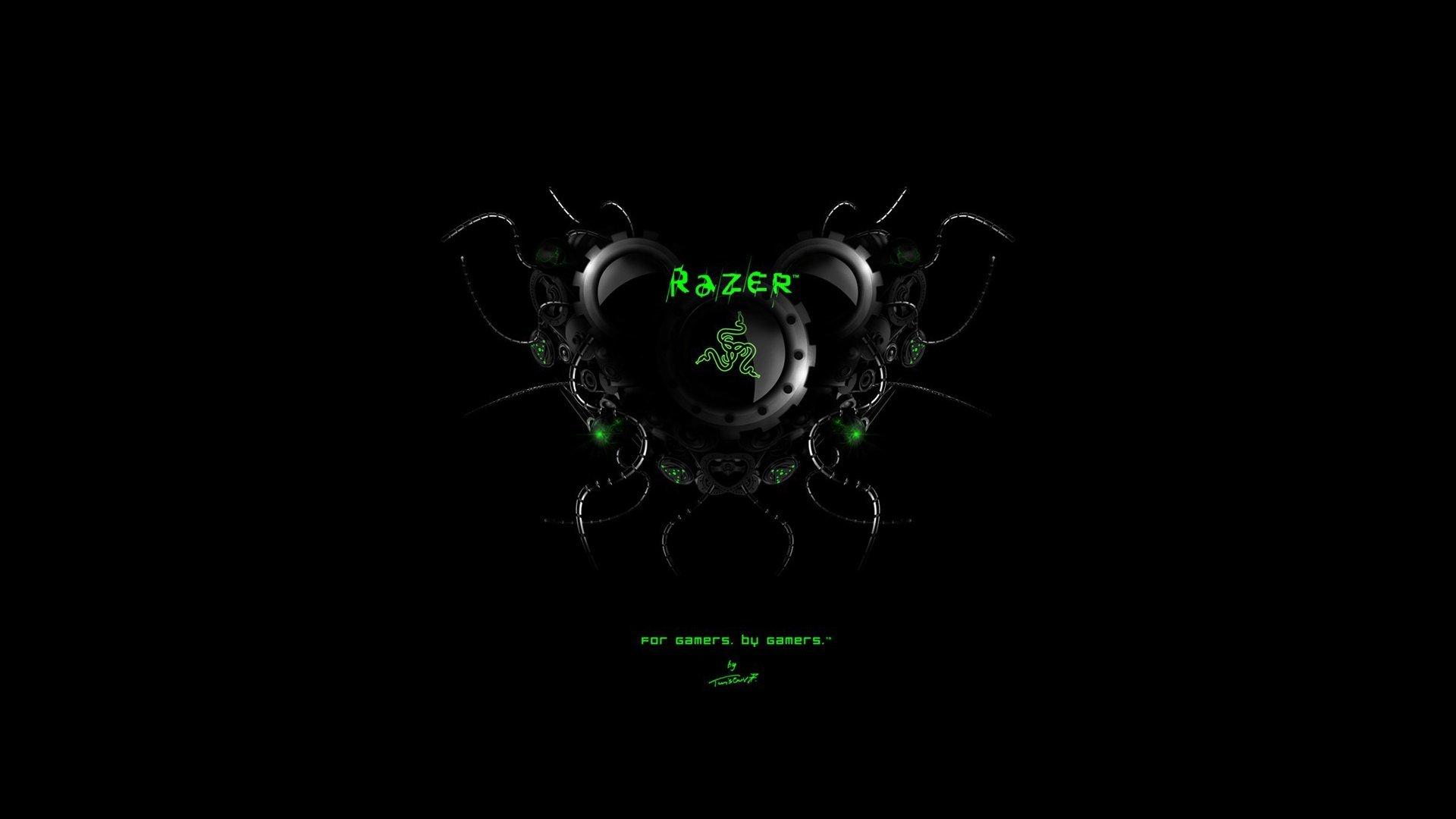 Download Full Hd Razer Desktop Wallpaper ID383602 For Free