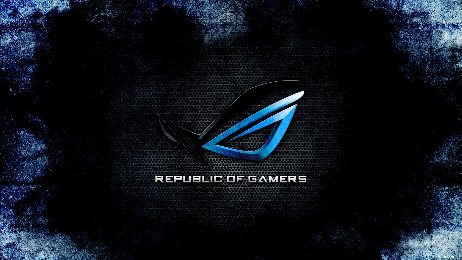 Free Download Republic Of Gamers Rog Wallpaper Id390729