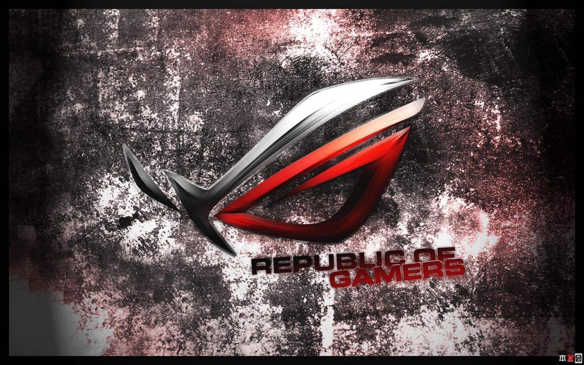 Republic of gamers rog wallpapers hd for desktop backgrounds - Rog desktop wallpaper ...