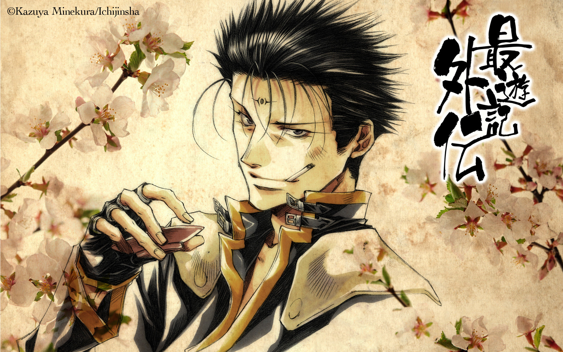 Best Saiyuki wallpaper ID:235910 for High Resolution hd 1920x1200 PC