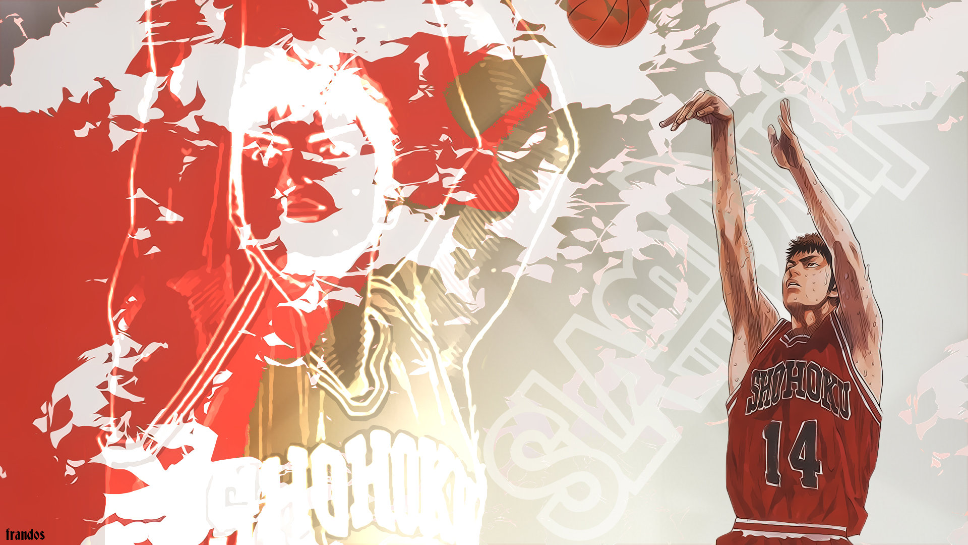 High resolution Slam Dunk hd 1920x1080 background ID:397713 for desktop