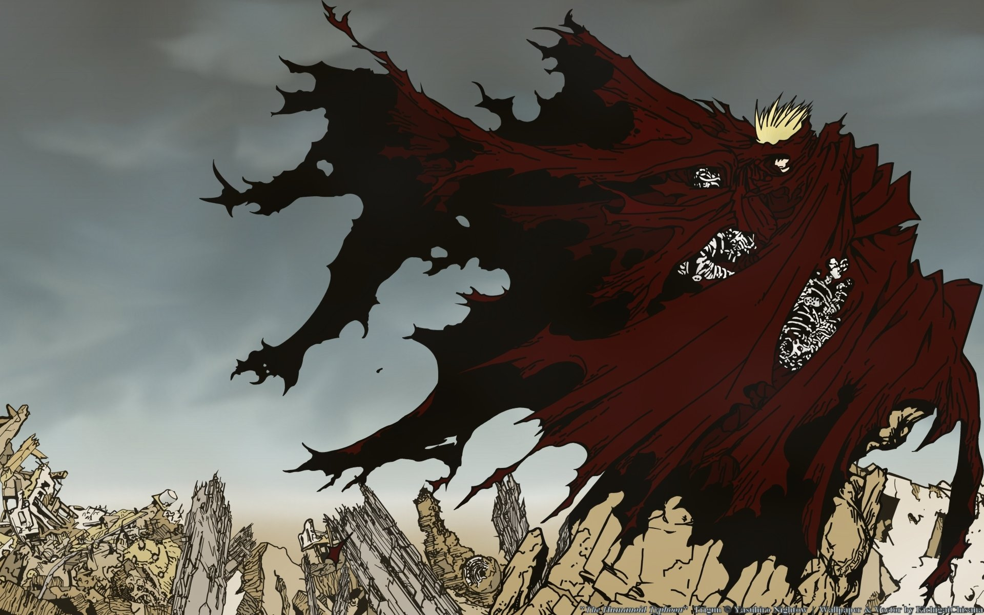 Free Trigun high quality wallpaper ID:114327 for hd 1920x1200 PC