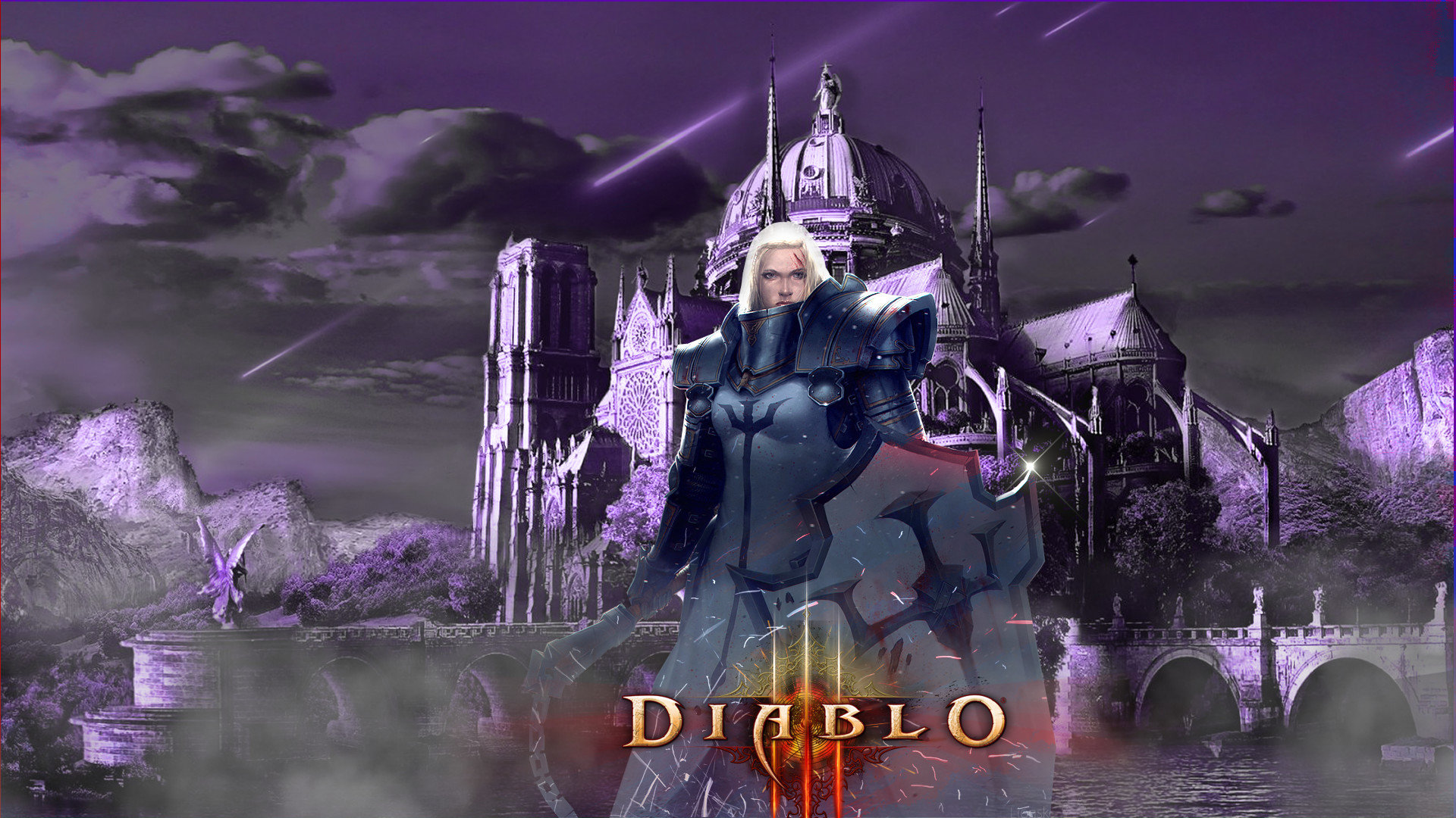 High Resolution Diablo 3 Hd 1080p Background ID31005 For Computer