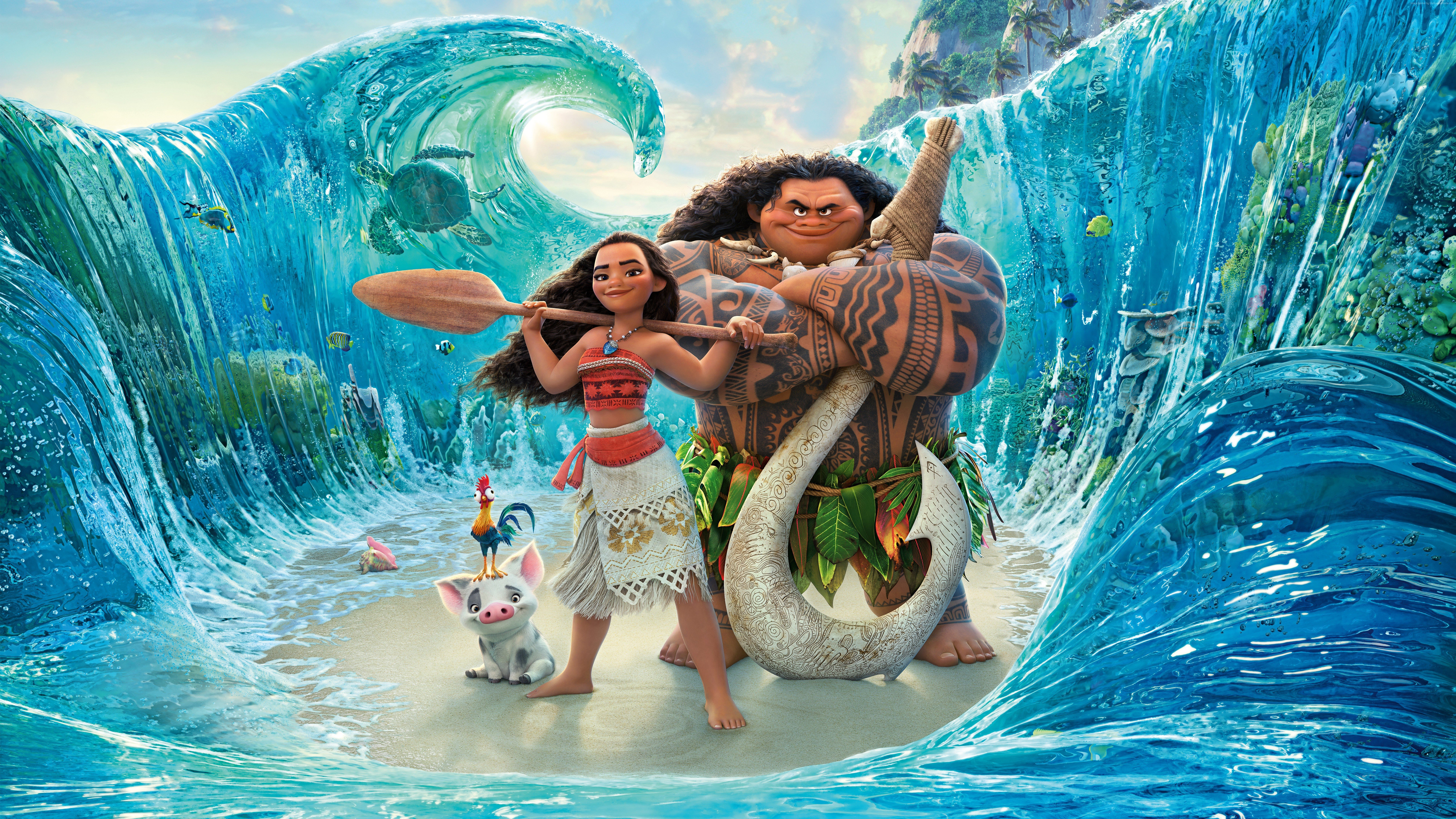 Best Moana wallpaper ID:321681 for High Resolution ultra hd 8k desktop