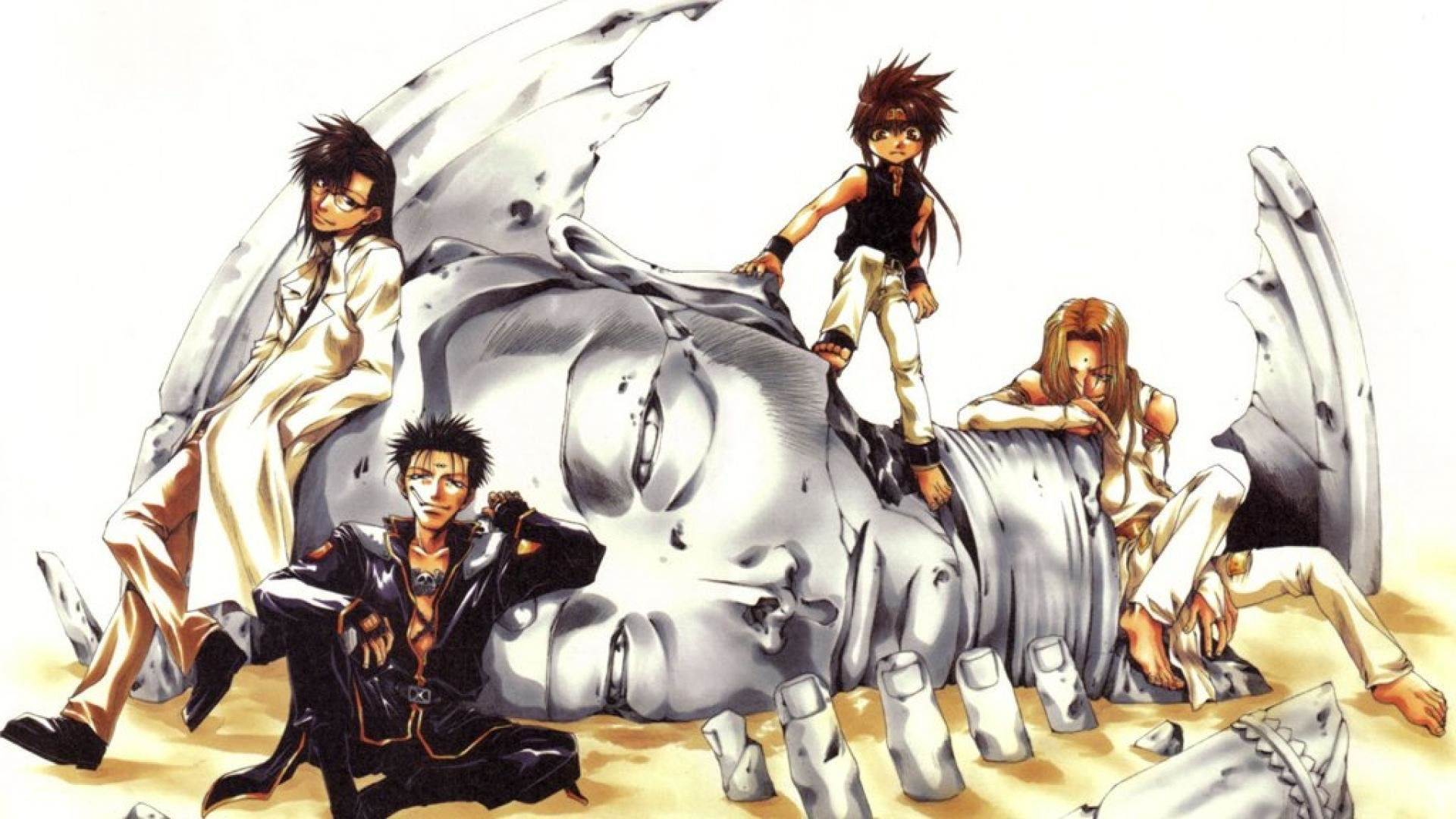 Download hd 1920x1080 Saiyuki desktop wallpaper ID:235898 for free