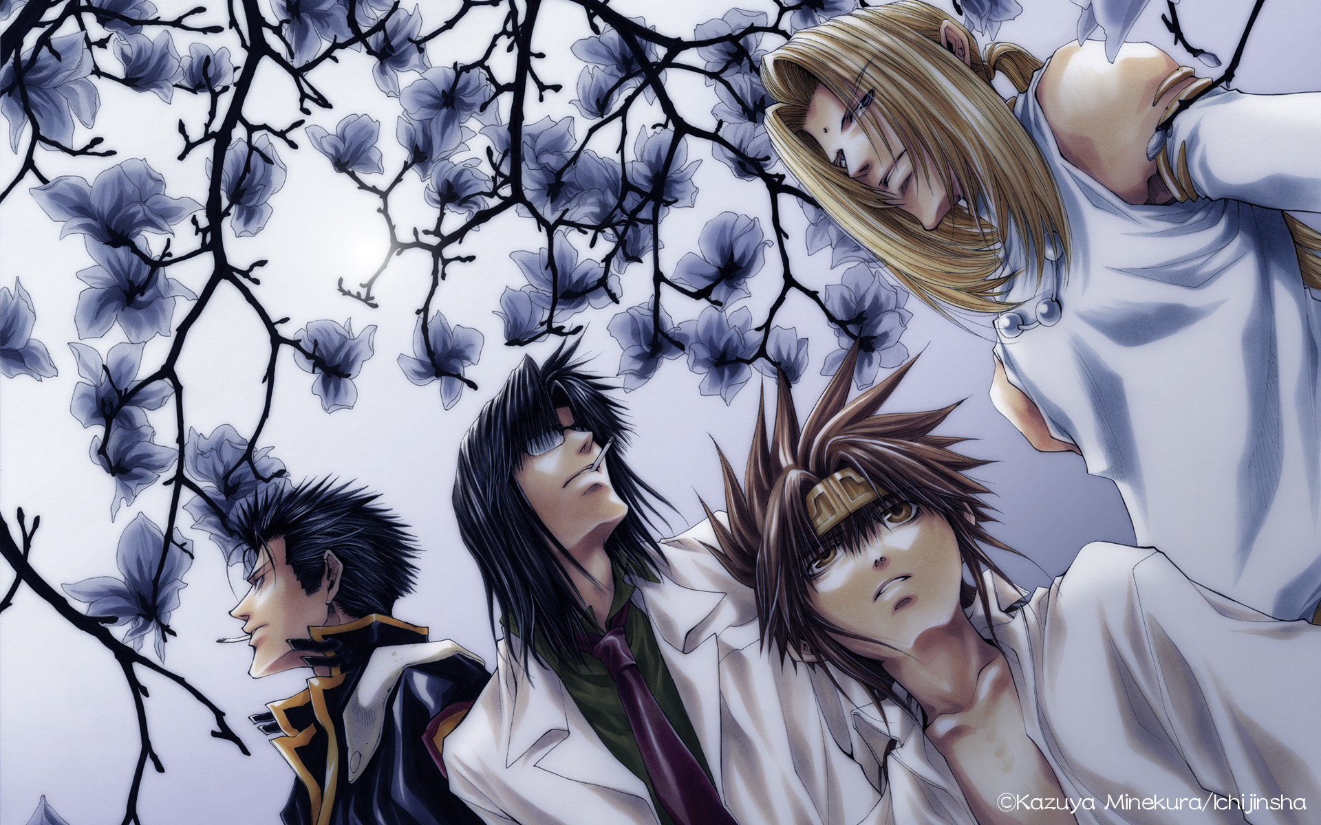 Best Saiyuki wallpaper ID:235901 for High Resolution hd 1920x1200 computer