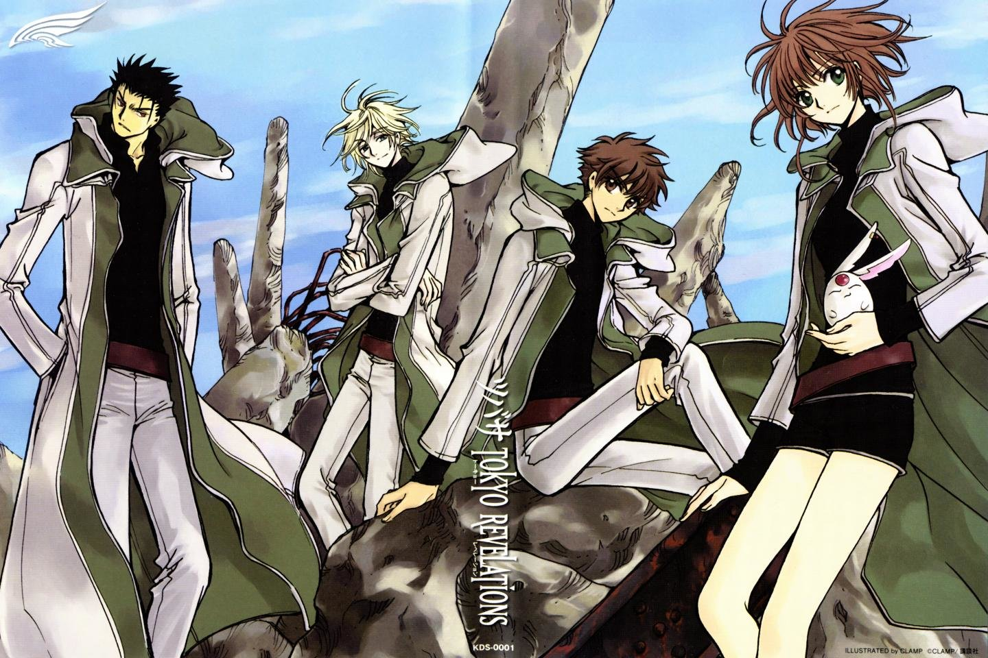 Download Hd 1440x960 Tsubasa Reservoir Chronicle Desktop