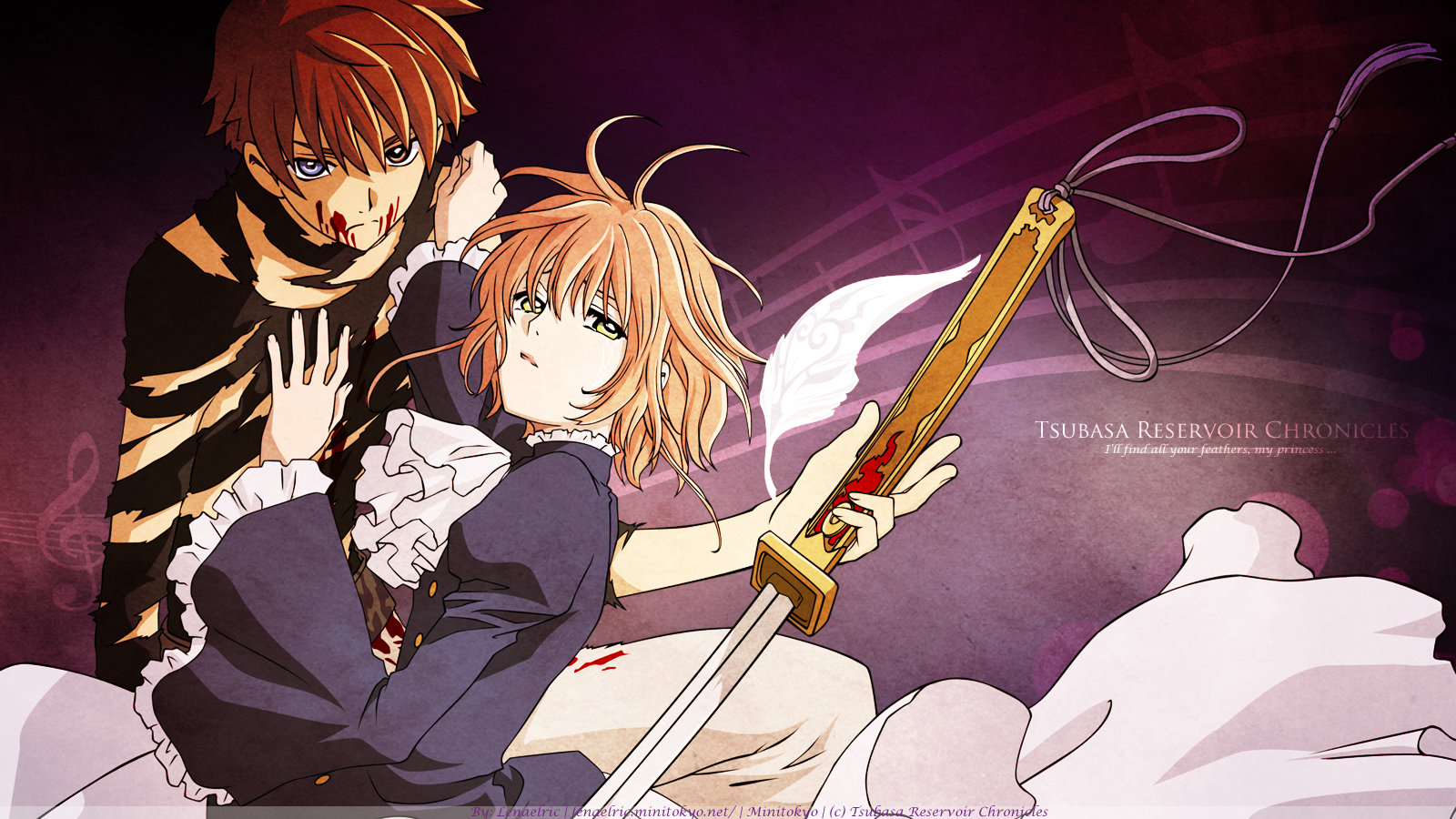 Free Tsubasa Reservoir Chronicle High Quality Wallpaper Id