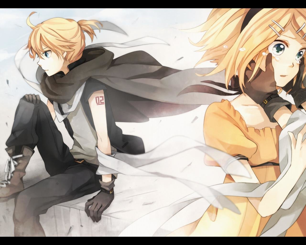 Free download Vocaloid background ID:3389 hd 1280x1024 for PC