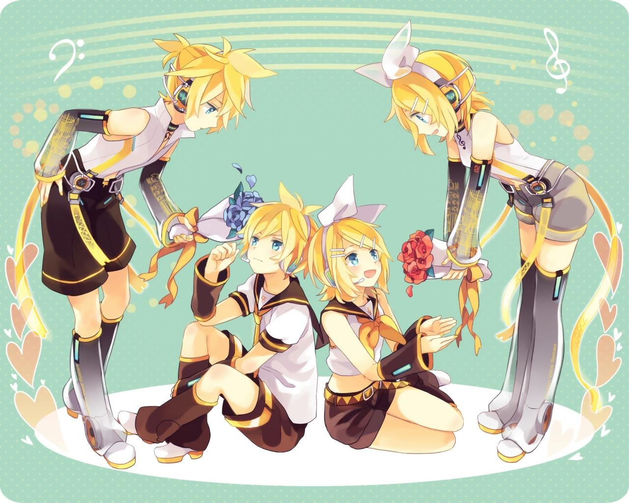 Free Vocaloid high quality background ID:6026 for hd 1280x1024 PC