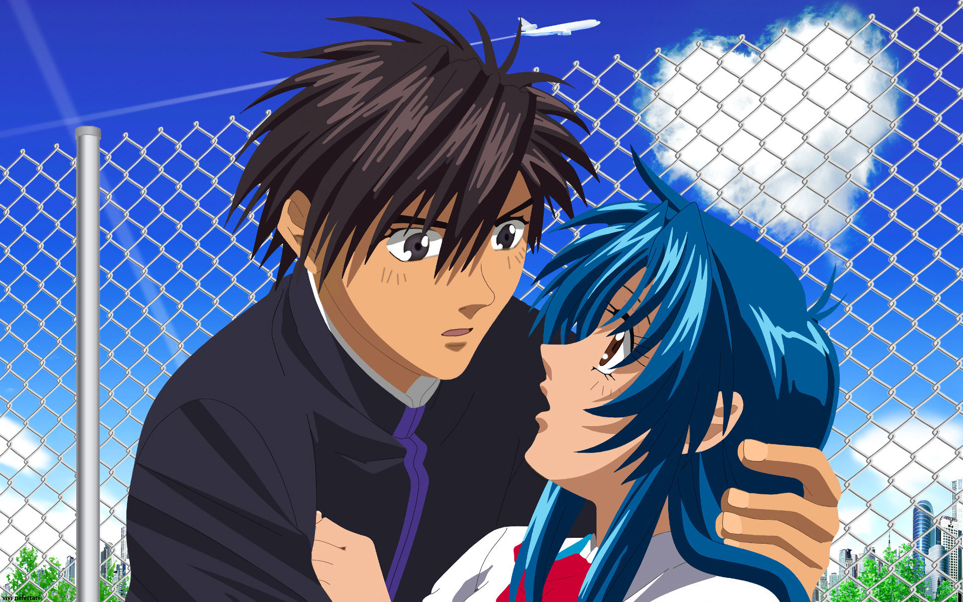 High resolution Full Metal Panic! hd 1920x1200 wallpaper ID:410921 for computer