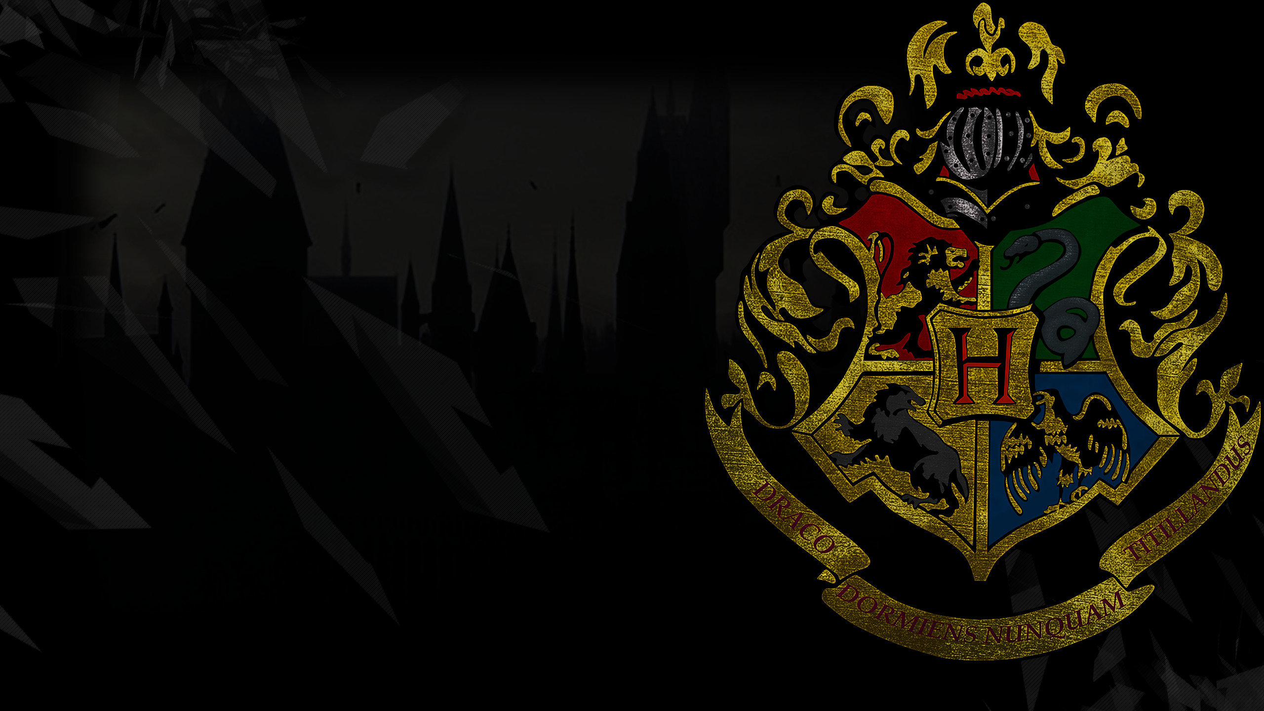 High Resolution Harry Potter Hd 2560x1440 Wallpaper ID463353 For PC