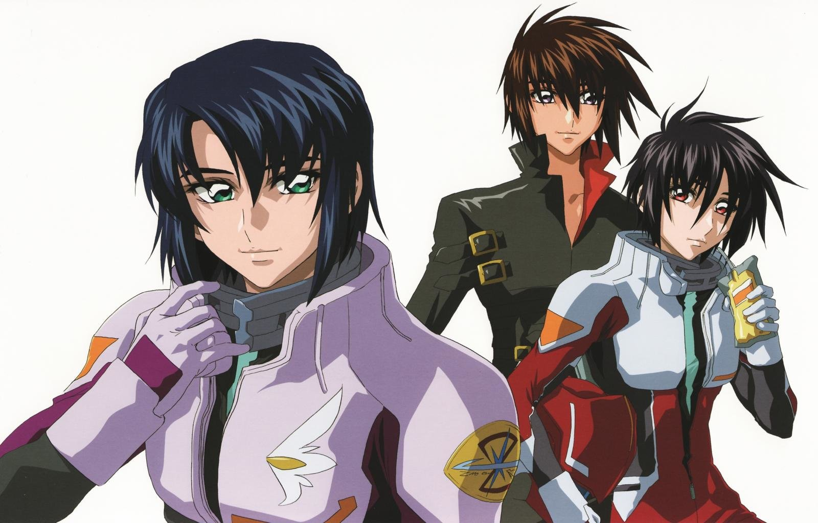 Awesome Mobile Suit Gundam Seed Destiny free background ID:298298 for hd 1600x1024 PC