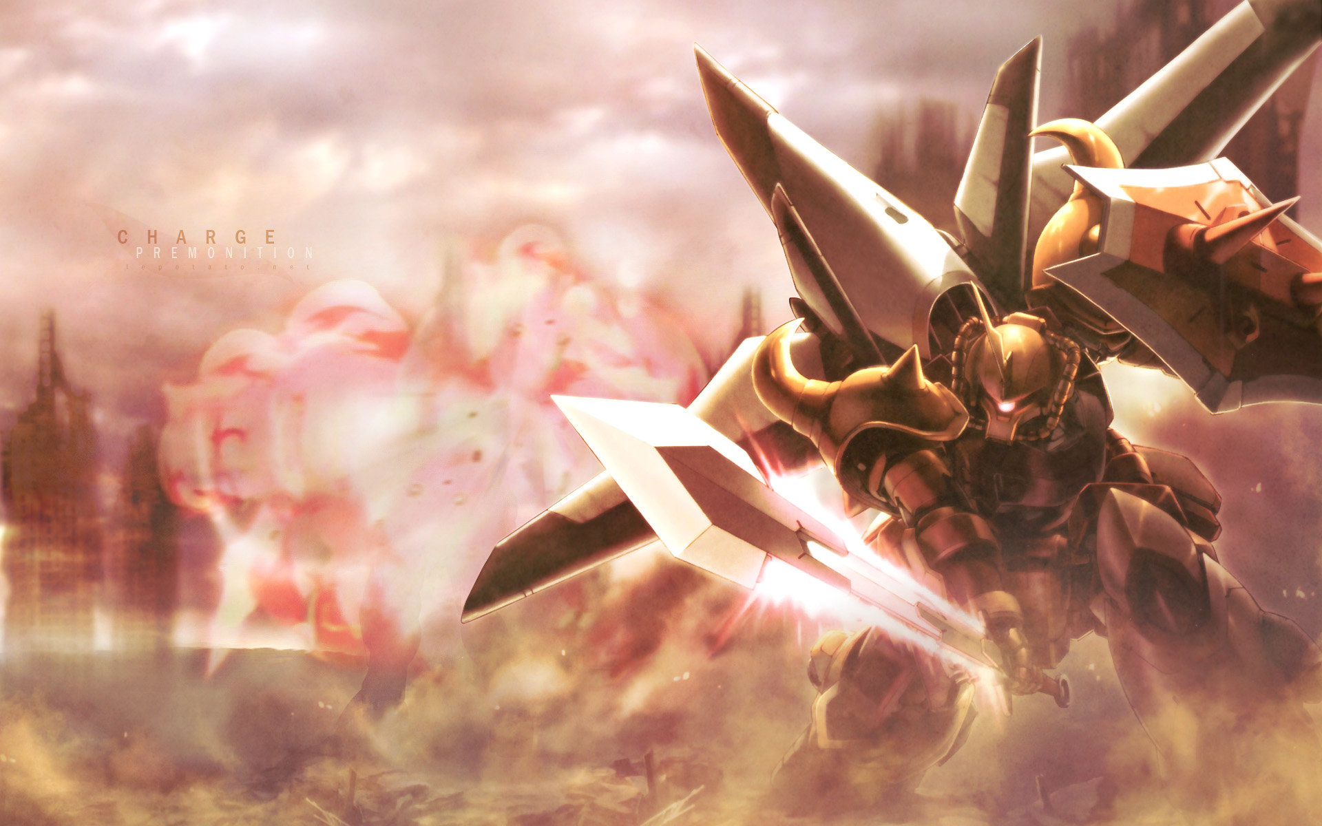 Free Mobile Suit Gundam Seed Destiny high quality background ID:298239 for hd 1920x1200 PC