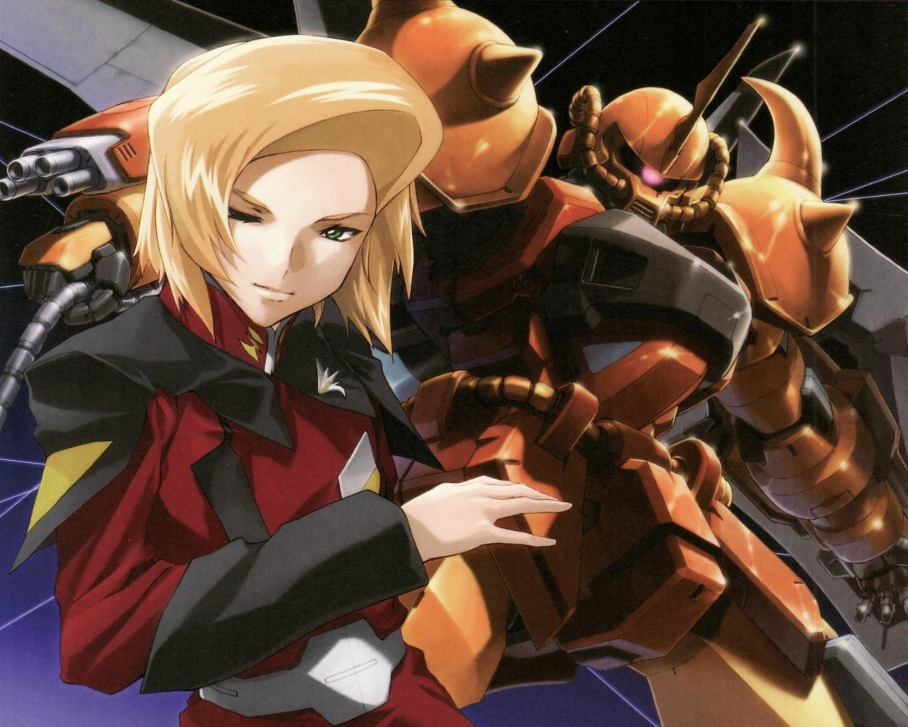 Awesome Mobile Suit Gundam Seed Destiny free wallpaper ID:298297 for hd 1280x1024 computer