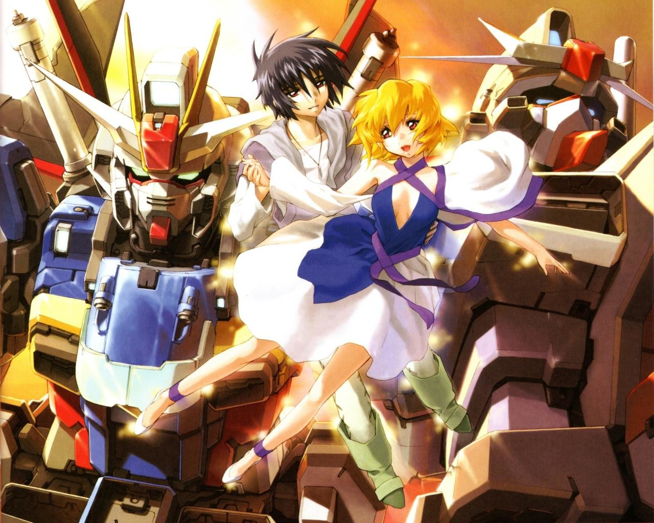 Free Mobile Suit Gundam Seed Destiny high quality wallpaper ID:298347 for hd 1280x1024 desktop