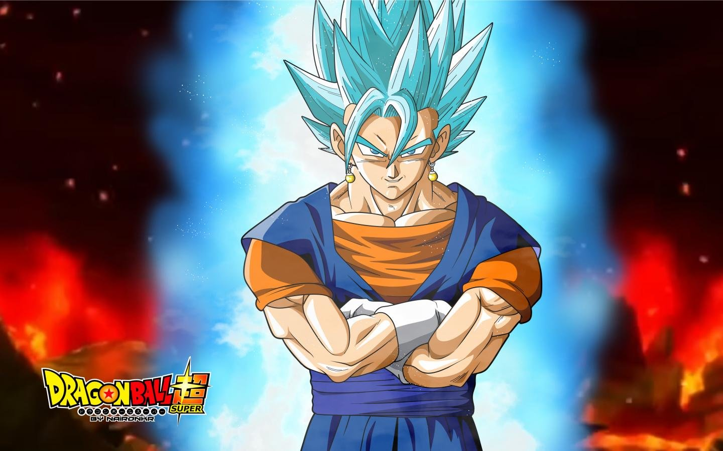 High resolution Dragon Ball Super hd 1440x900 wallpaper ID:242550 for computer