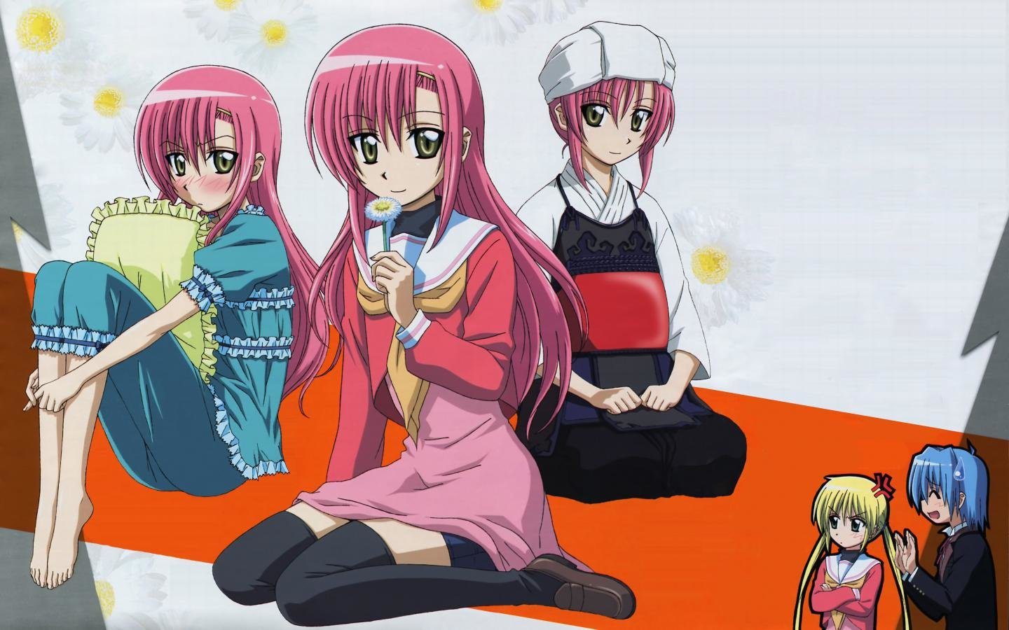 Free Hayate The Combat Butler high quality background ID:22781 for hd 1440x900 PC