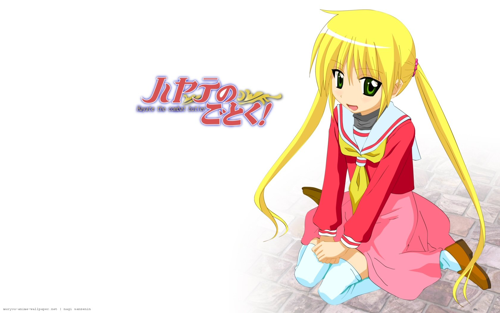 Free Hayate The Combat Butler high quality background ID:22816 for hd 1680x1050 desktop