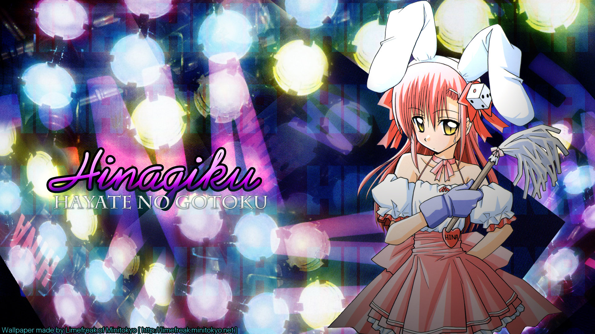 Free Hayate The Combat Butler high quality wallpaper ID:22750 for hd 1920x1080 PC