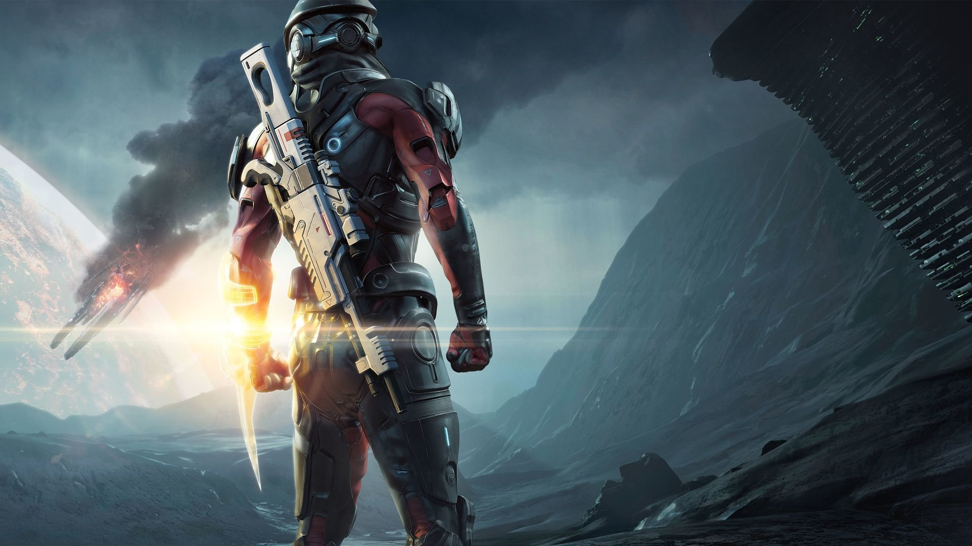 Best Mass Effect Andromeda Wallpaper Id 64479 For High Resolution