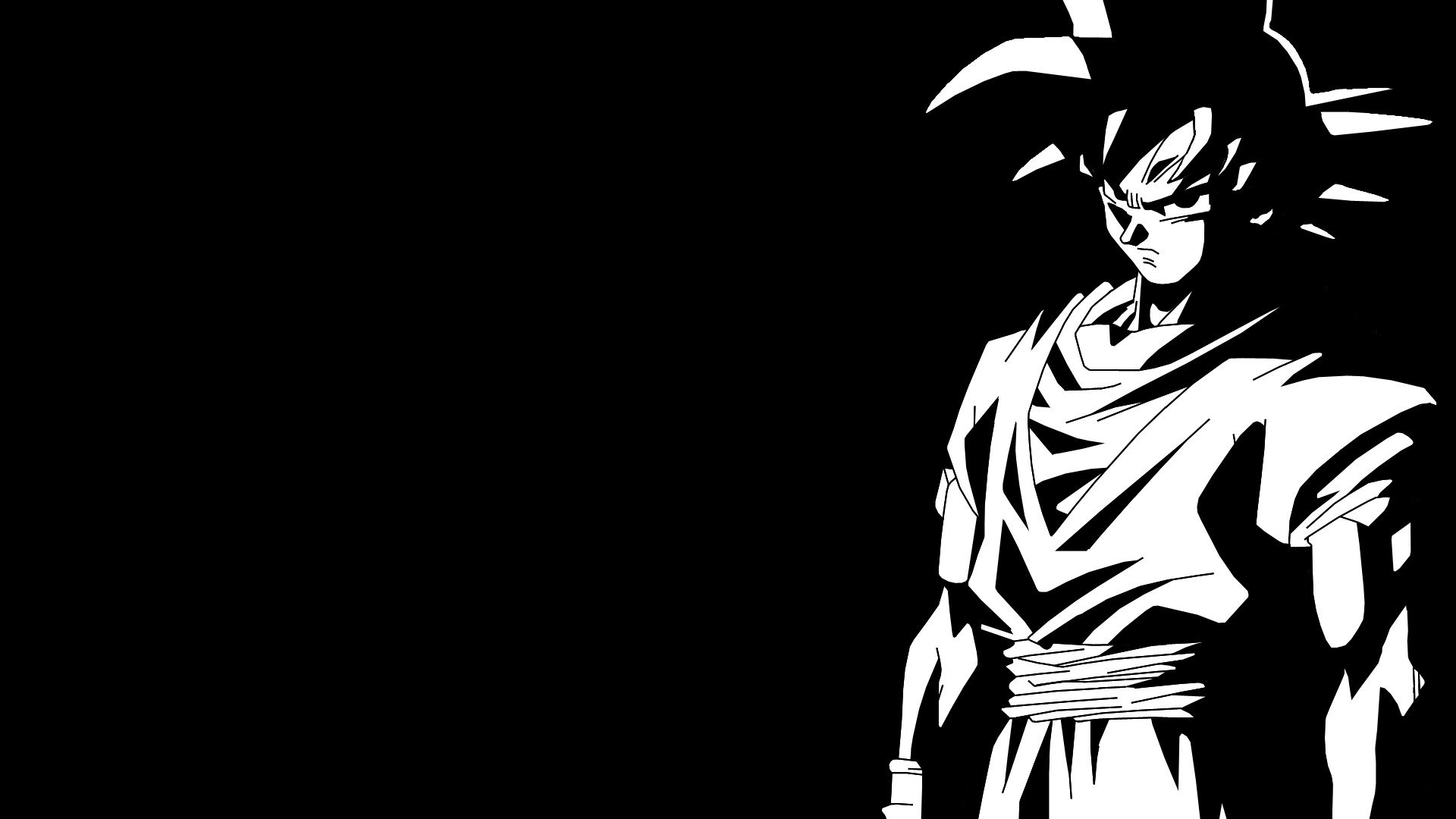 Free download Goku wallpaper ID:461966 hd 1920x1080 for desktop