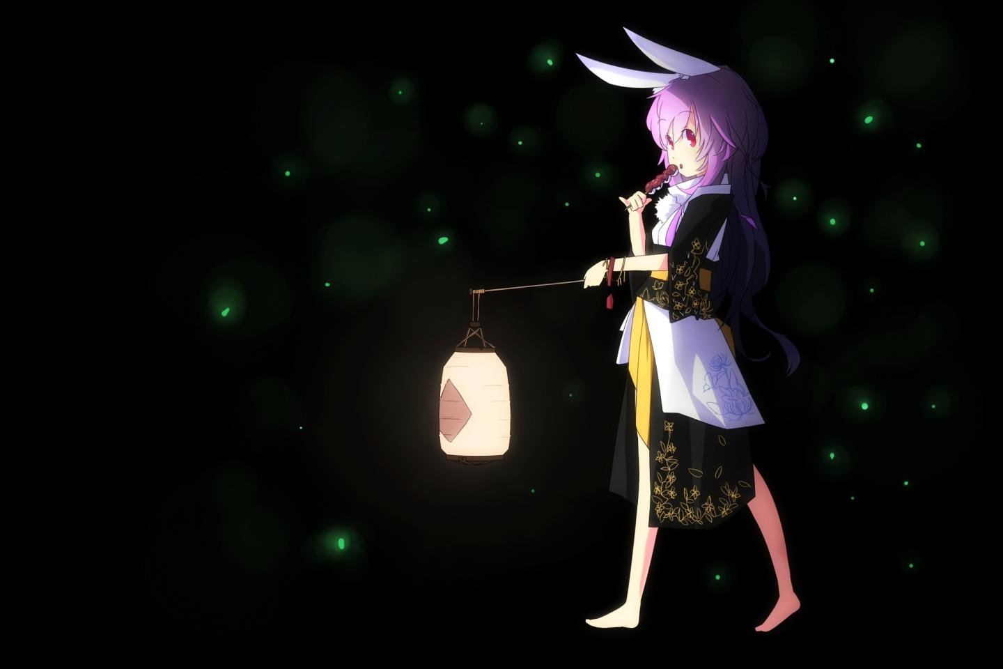 Download hd 1440x960 Reisen Udongein Inaba PC wallpaper ID:223691 for free