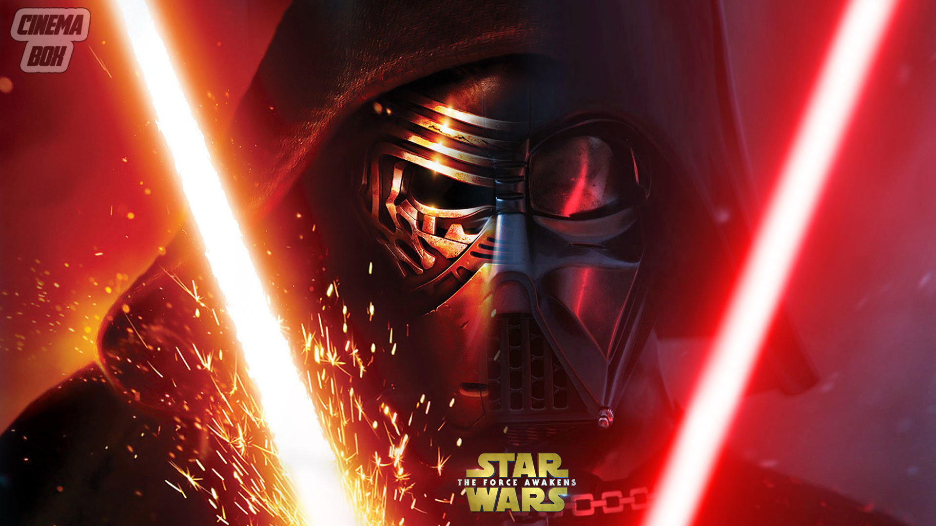 High Resolution Star Wars Episode 7 Vii The Force Awakens Full Hd 1080p Wallpaper Id