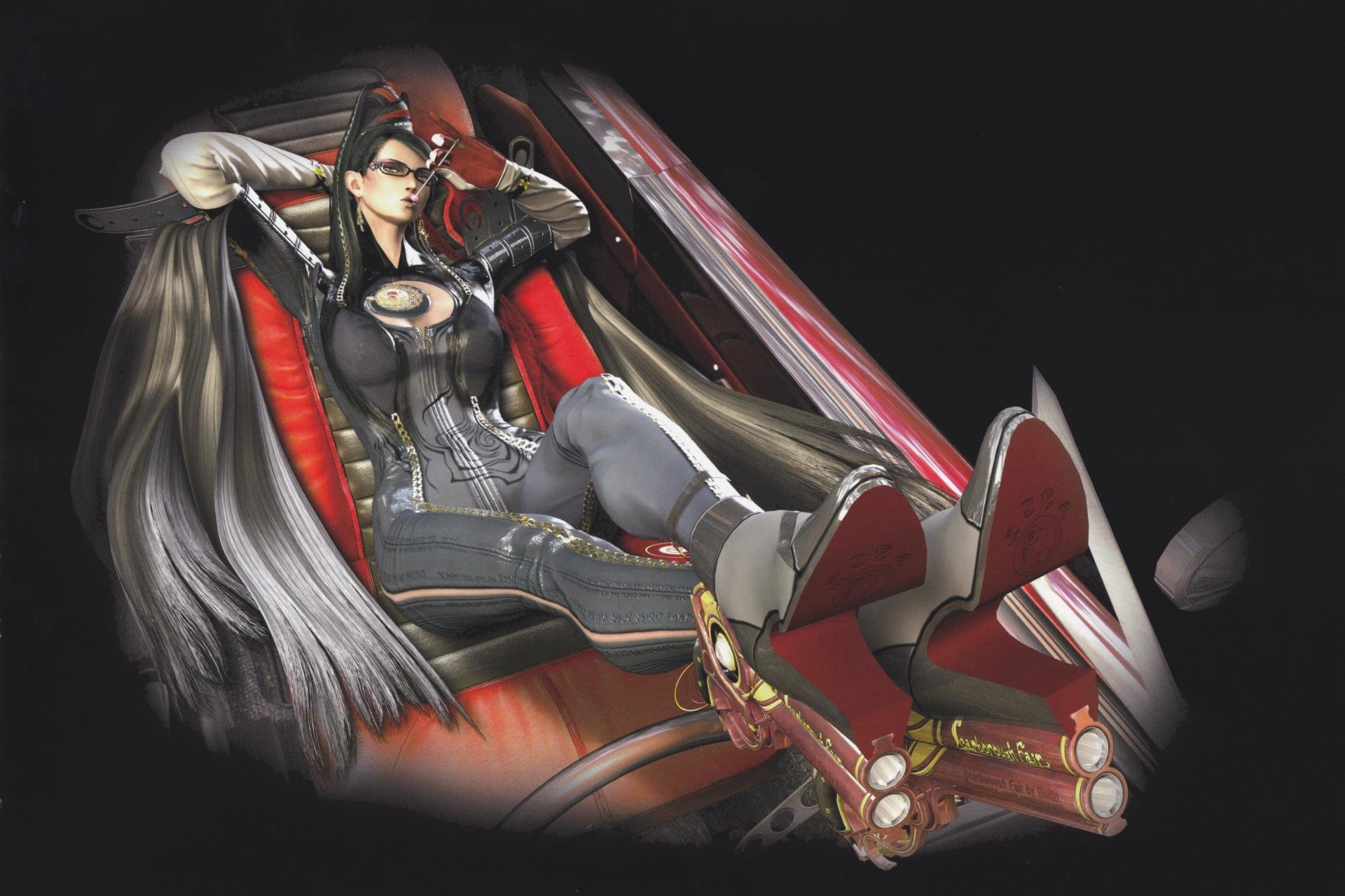 Download hd 1920x1280 Bayonetta desktop background ID:100247 for free