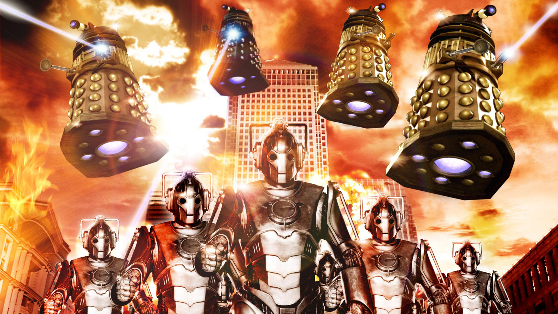 Best Dalek wallpaper ID:95513 for High Resolution hd 1920x1080 computer
