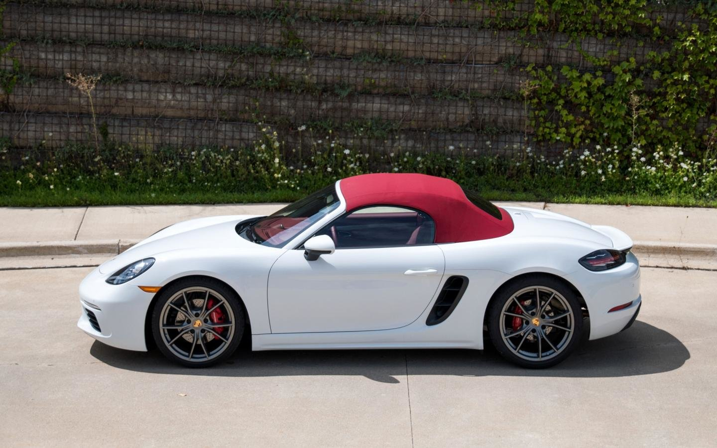 Best Porsche Boxster background ID:359534 for High Resolution hd 1440x900 PC