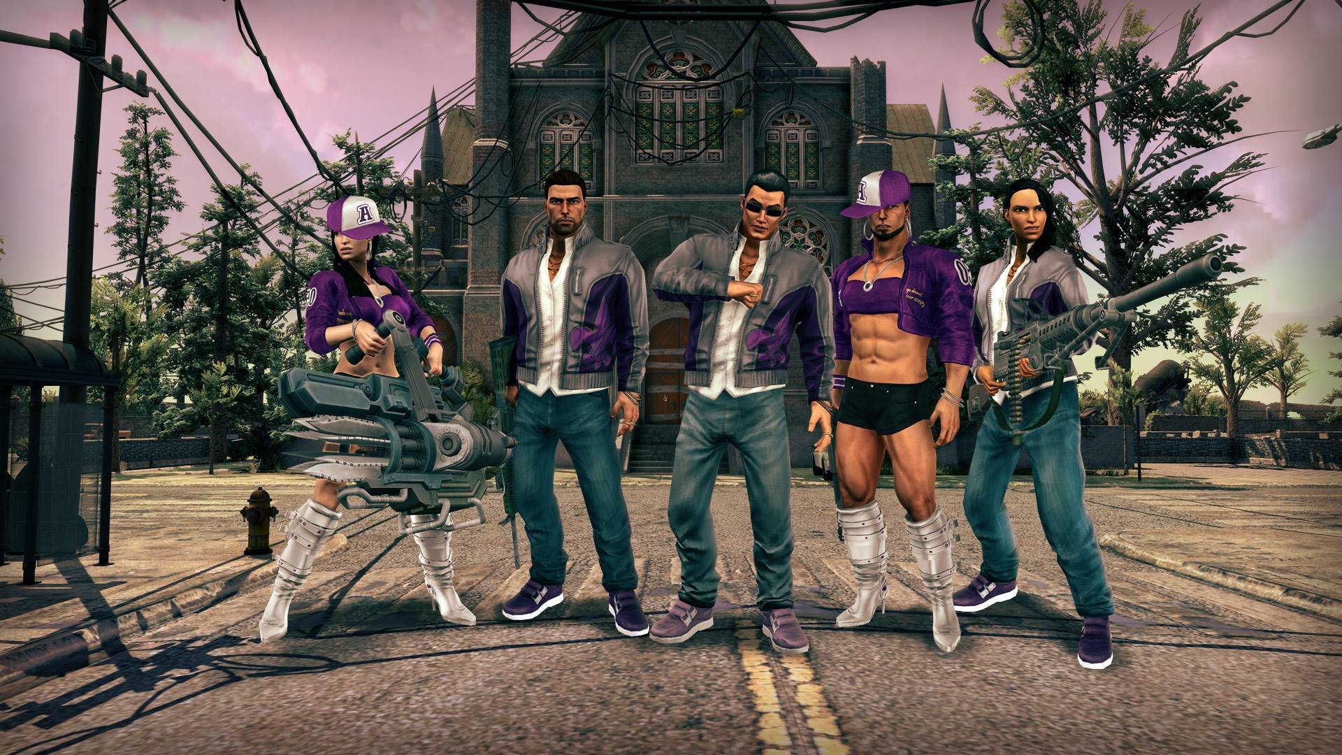 Free Download Saints Row 4 Iv Wallpaper Id238055 Hd 1080p