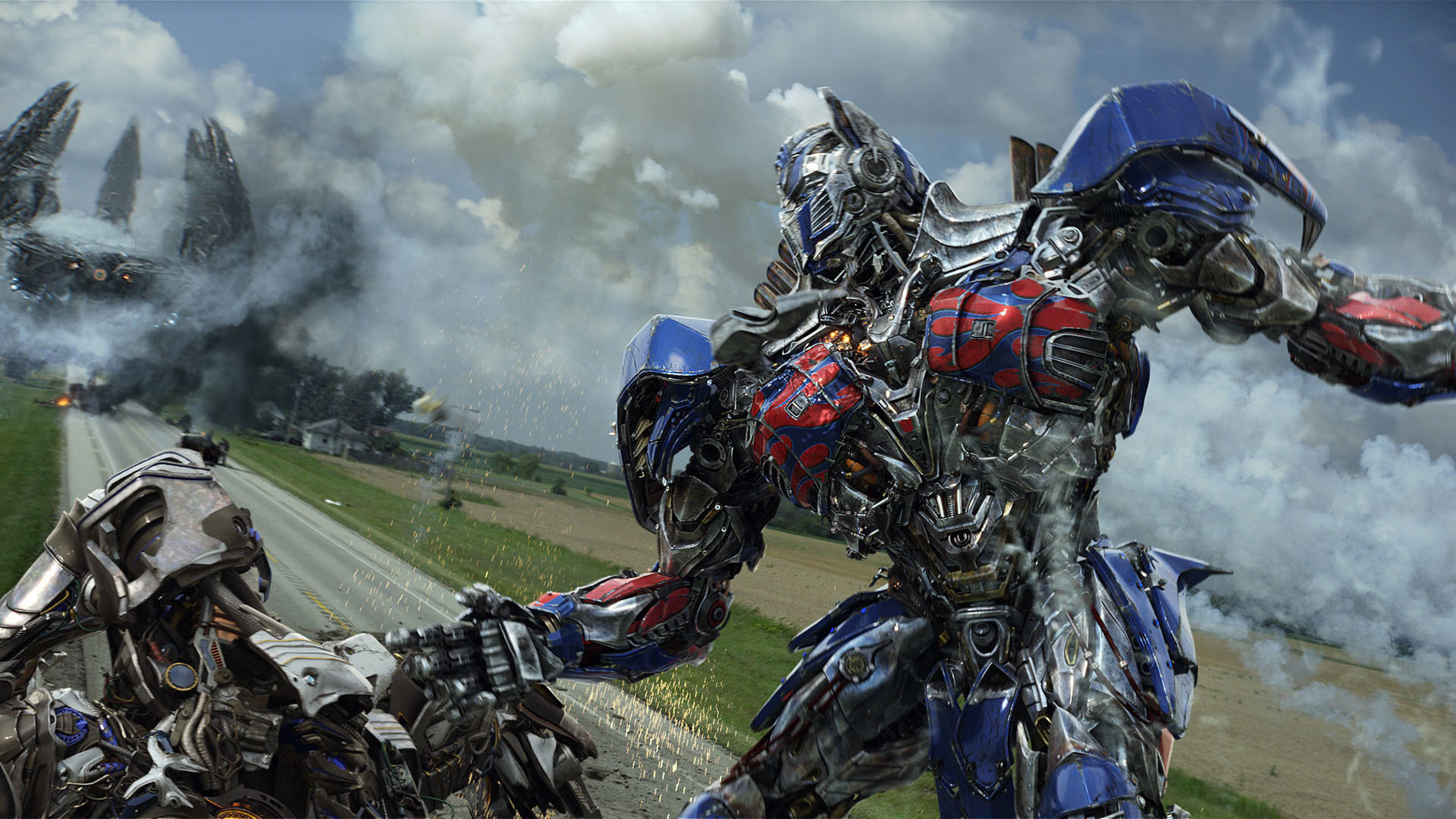 High resolution Transformers: Age Of Extinction hd 1920x1080 background ID:154956 for desktop