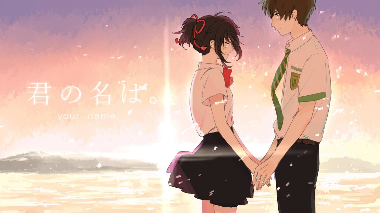 High resolution Your Name hd 1536x864 wallpaper ID:148868 for PC