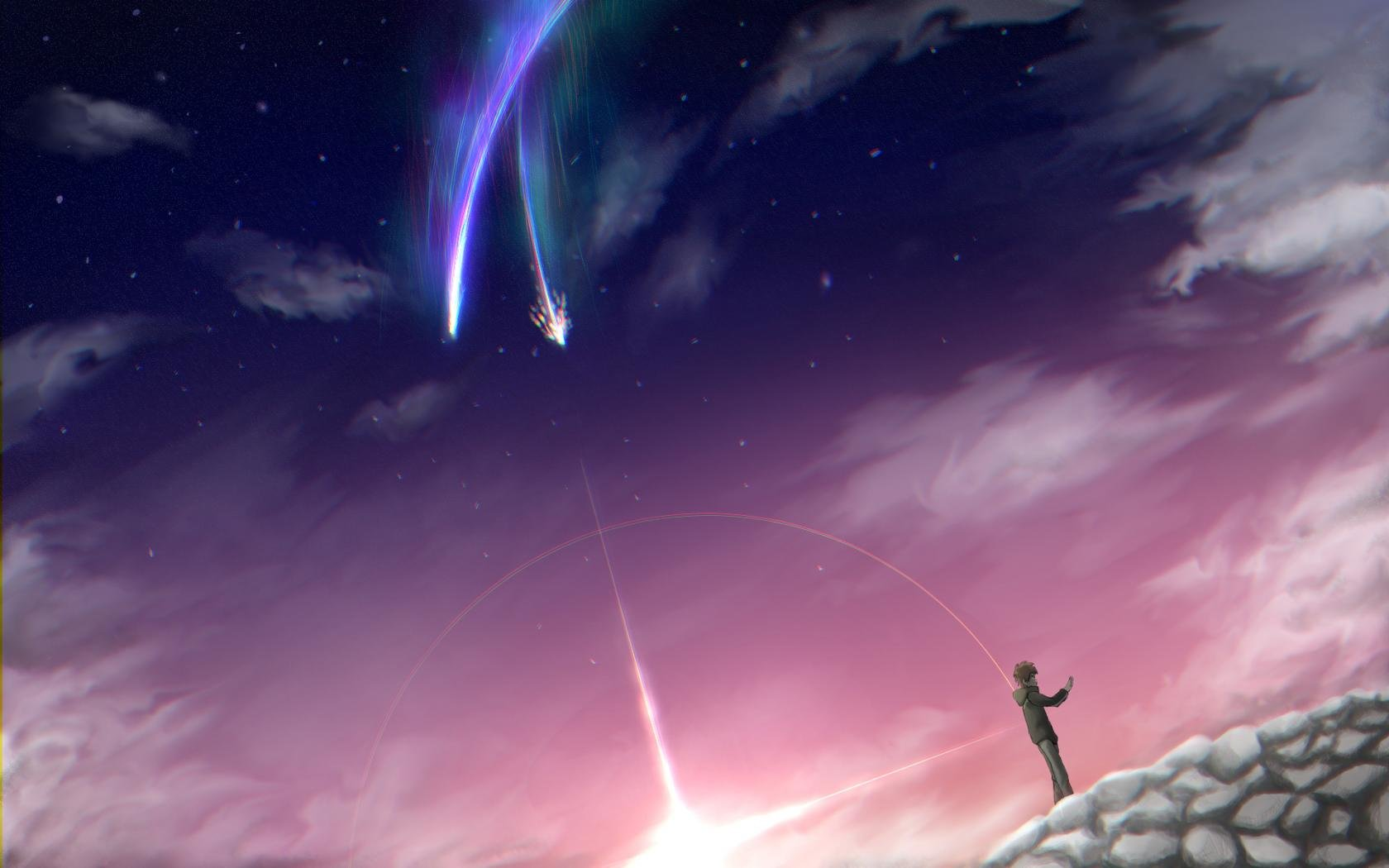 Your Name Wallpapers 1680x1050 Desktop Backgrounds