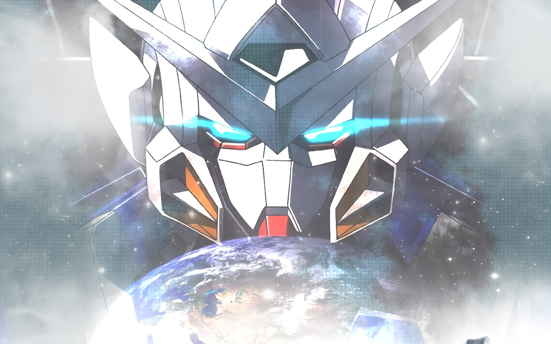 Awesome Mobile Suit Gundam 00 free background ID:83316 for hd 1920x1200 PC