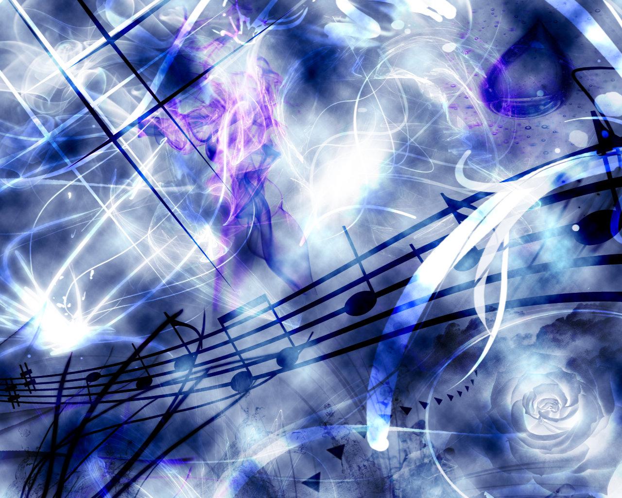 High Resolution Abstract Music Hd 1280x1024 Wallpaper ID209034 For Desktop
