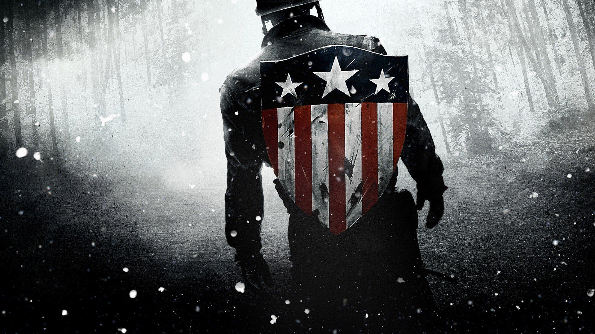 Awesome Captain America The First Avenger Free Wallpaper Id