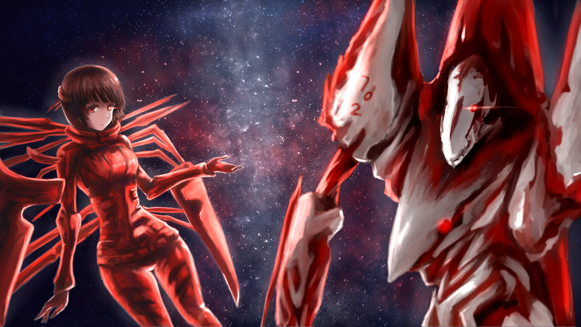 Awesome Knights Of Sidonia free wallpaper ID:294856 for 1080p computer