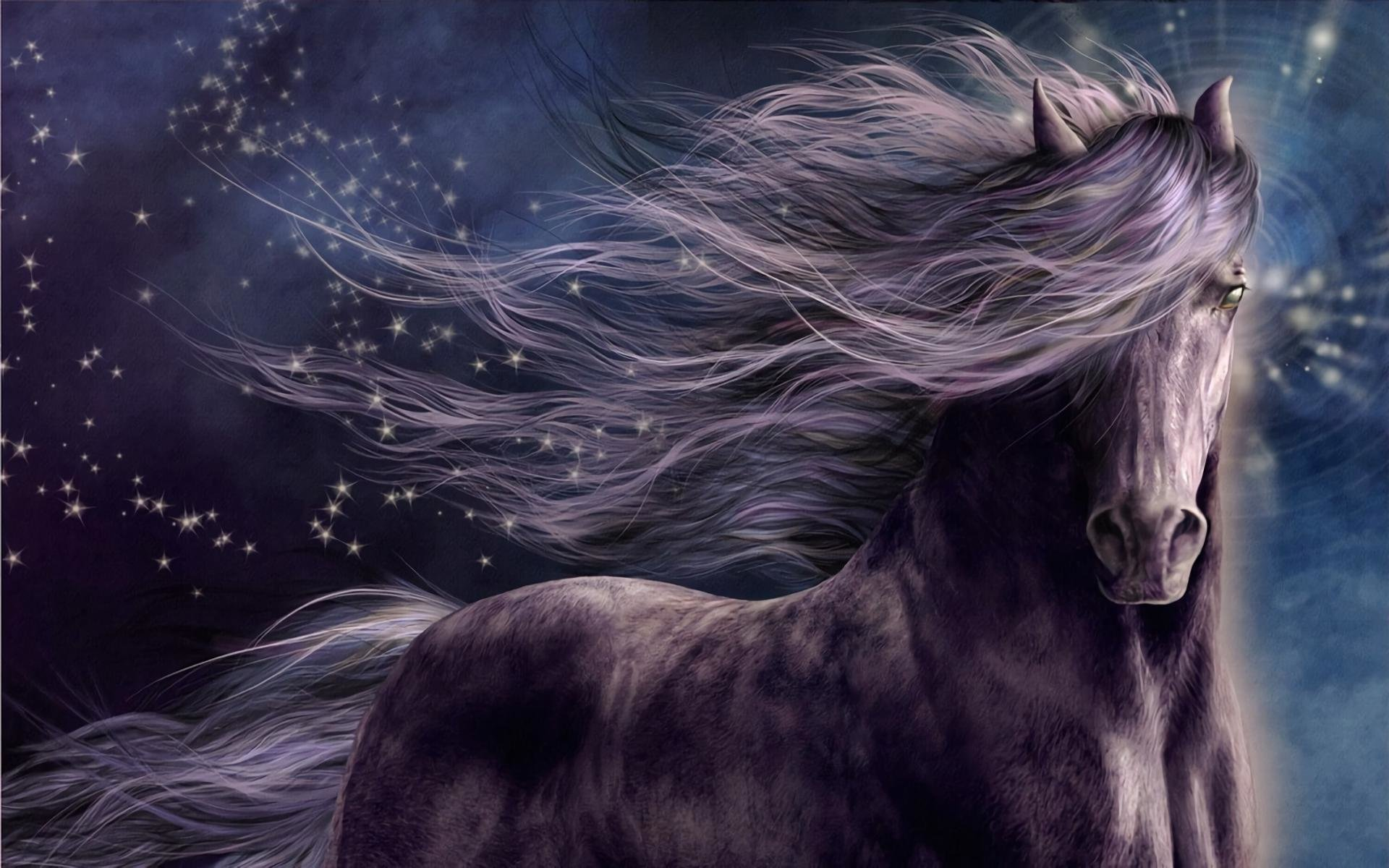 Free Download Horse Fantasy Wallpaper Id 282534 Hd 1920x1200 For