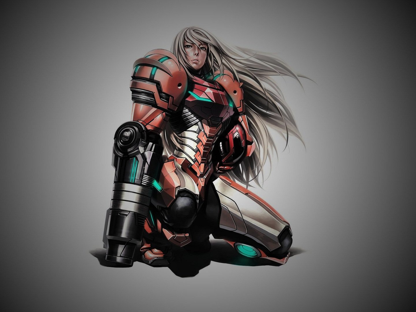 High resolution Samus Aran hd 1440x1080 background ID:405616 for desktop
