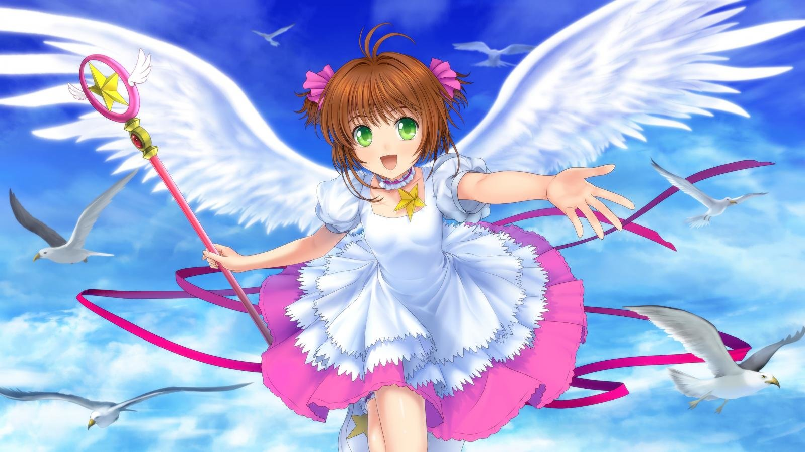 Awesome Cardcaptor Sakura free wallpaper ID:273776 for hd 1600x900 PC
