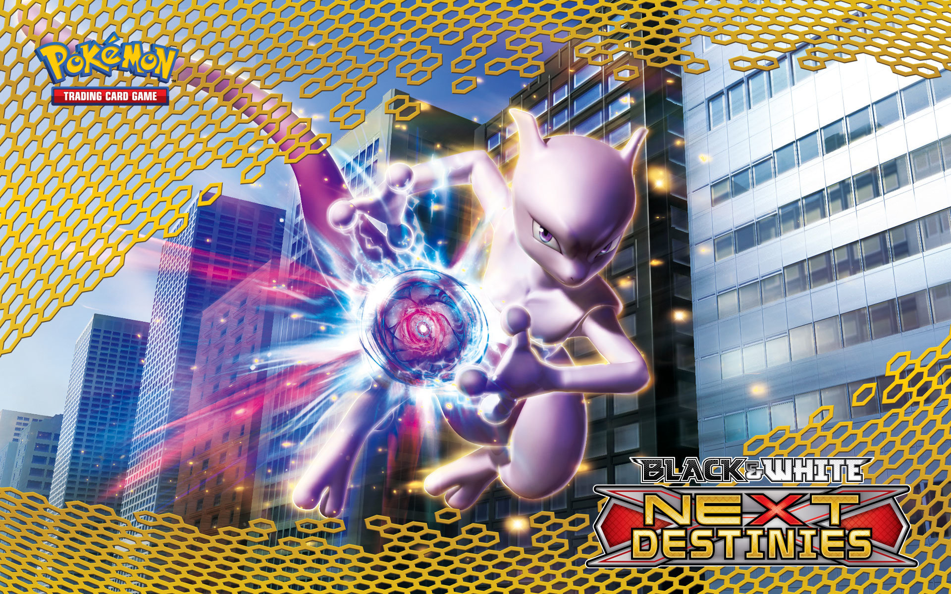 Download hd 1920x1200 Mewtwo (Pokemon) desktop background ID:280515 for free